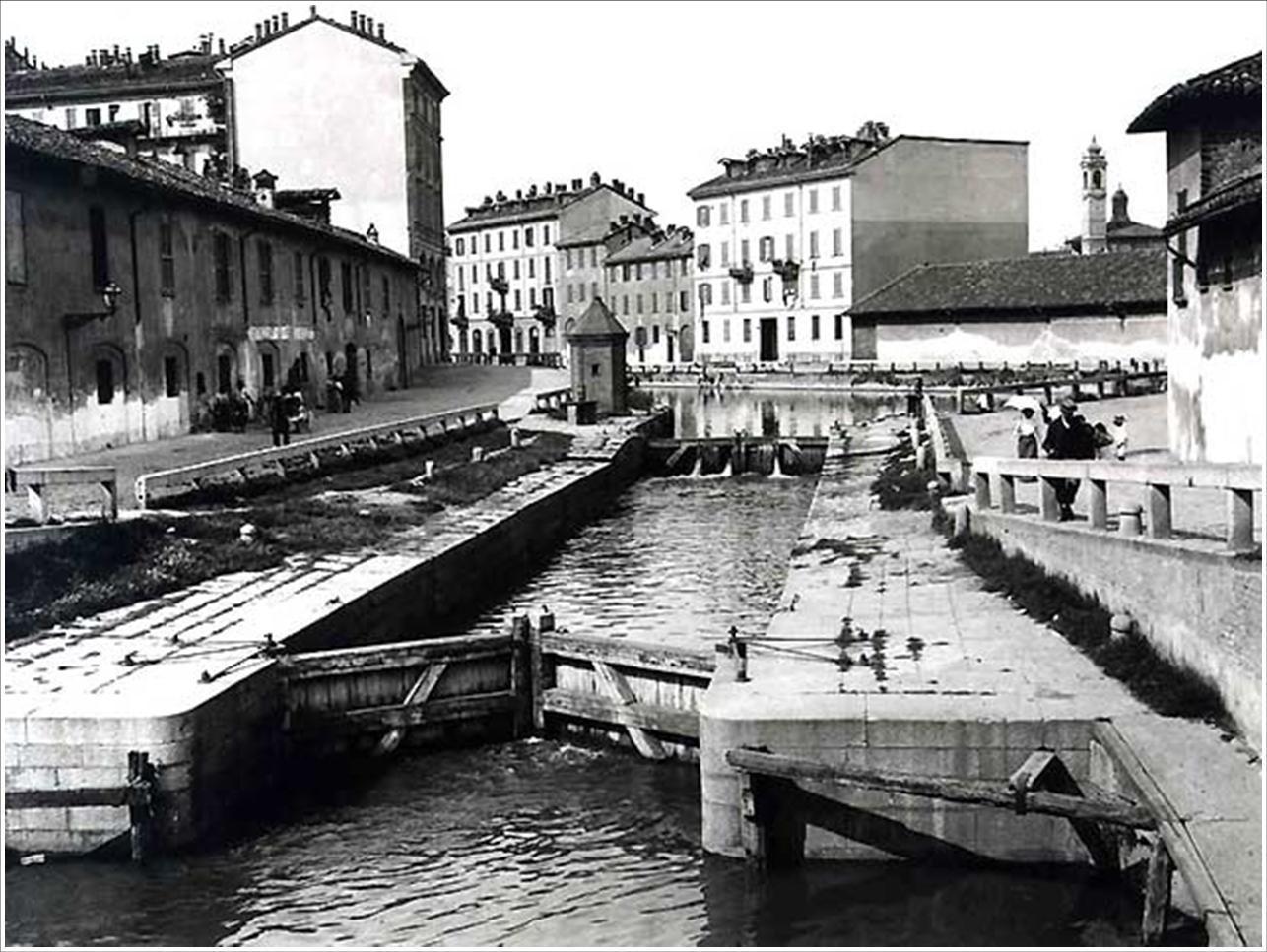 Immagini della Vecchia Milano